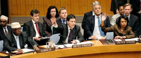 Image: U.N. Security Council