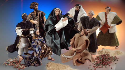 Image: Nativity scene