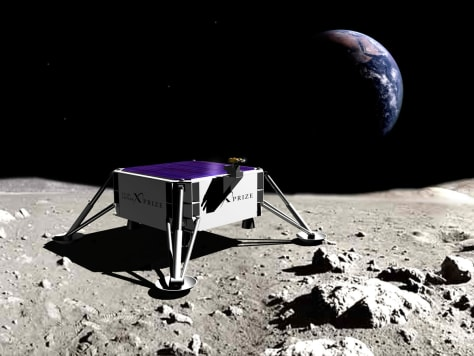 Image: Next Giant Leap lander