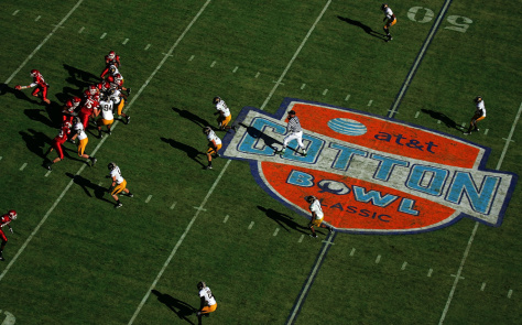 Image: AT&T Cotton Bowl