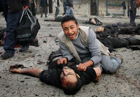 Image: Israel airstrikes