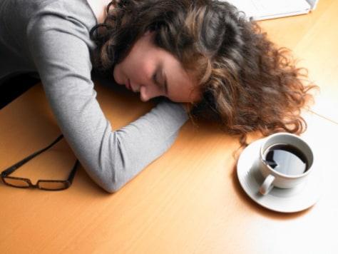 Image: Sleep deprivation