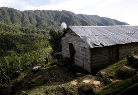 Image: Home in Sierra Maestra
