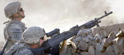 Image: Soldiers Afghanistan