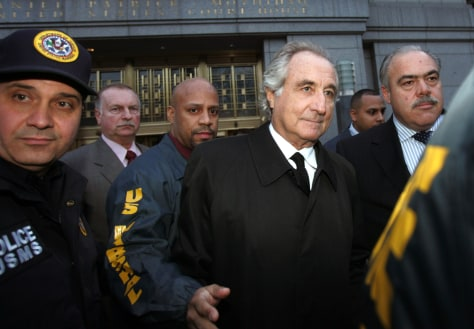 Image: Bernard Madoff appears In federal court