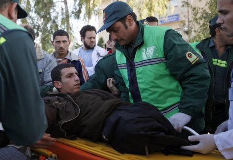Image: Egyptian paramedics