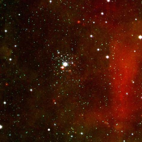 Image: Star cluster