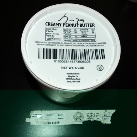 Image: King Nut peanut butter