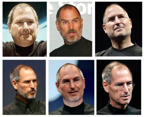 Image: Apple CEO Steve Jobs
