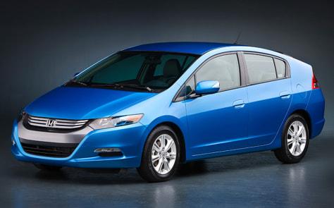 Image: Honda Insight hybrid