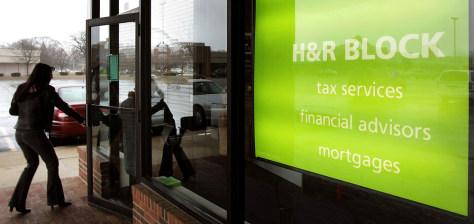 Image: Tax preparation