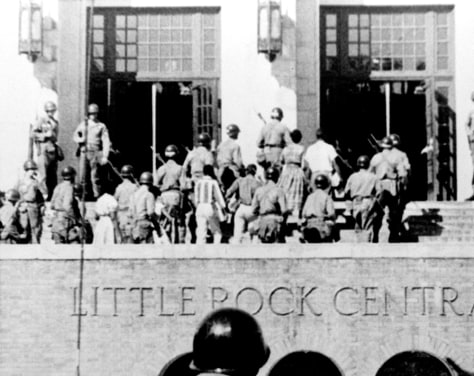 Image: Little Rock Nine