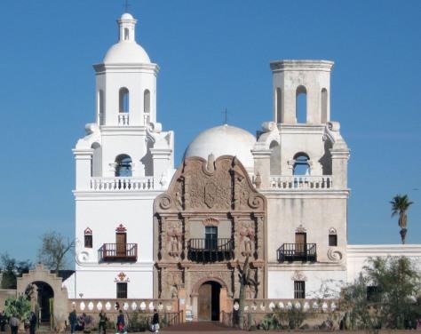 Image: Mission San Xavier del Bac