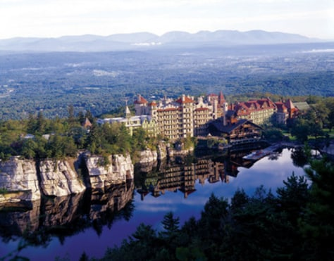 Image: Mohonk Mountain House