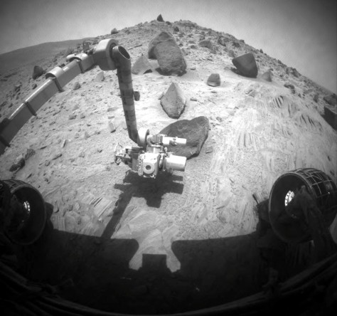 Image: Mars Exploration Rover Spirit