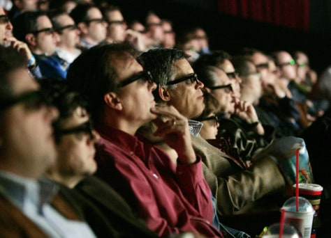 Image: Watching 3-D