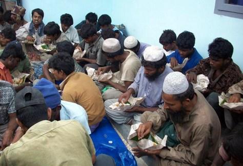 Image: Myanmarnese refugees