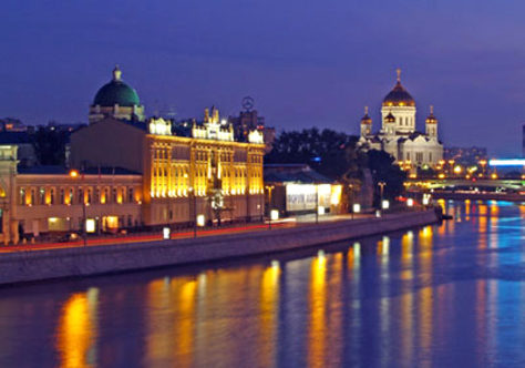 Image: Moscow