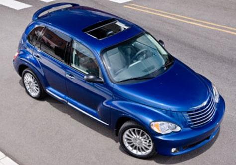 Image: Chryslers PT Cruiser