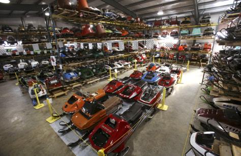 Image: Snowmobile Museum