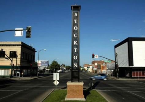 Image: Stockton, Calif.,