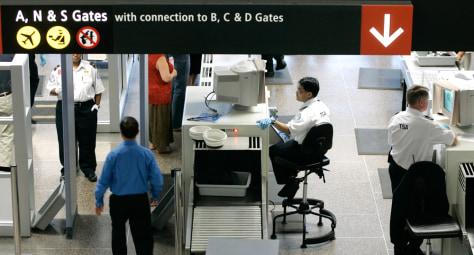 Image: TSA