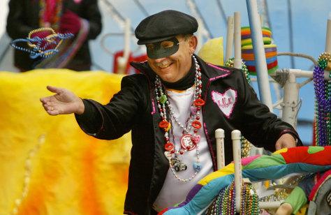Image: Mobile Mardi Gras