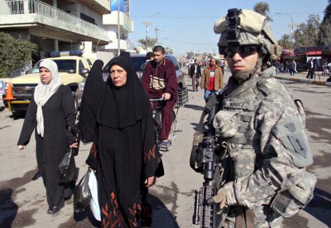 Image:U.S. soldierin Baghdad