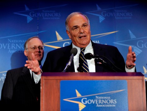 Image: Pennsylvania Governor Edward G. Rendell