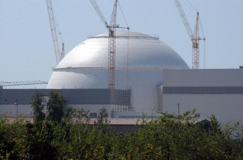 Image: Bushehr nuclear power plant