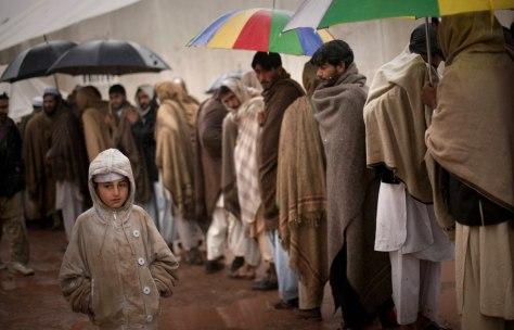 Image: Pakistan, U.S. aid