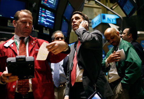 Image: Floor of NYSE