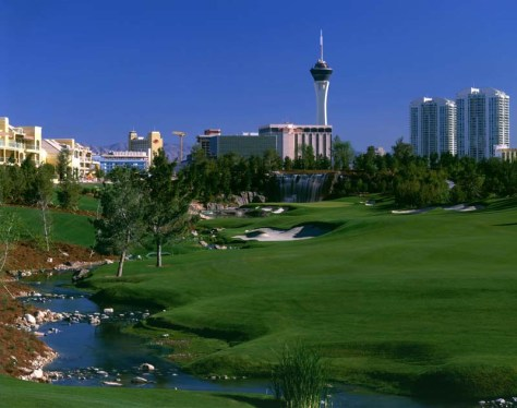 Image: Steve Wynn Golf Club