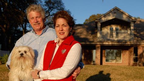 Image: Leonard and Blynda Masters