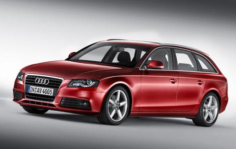 Image: 2009 Audi A4 Avant