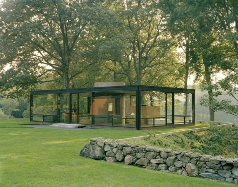 Image: Phillip Johnson Glass House, New Canaan, Conn.
