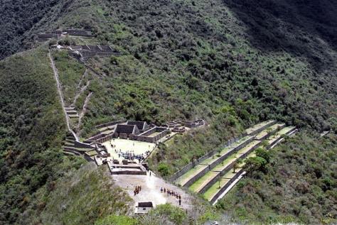 Image: Choquequirao, Peru
