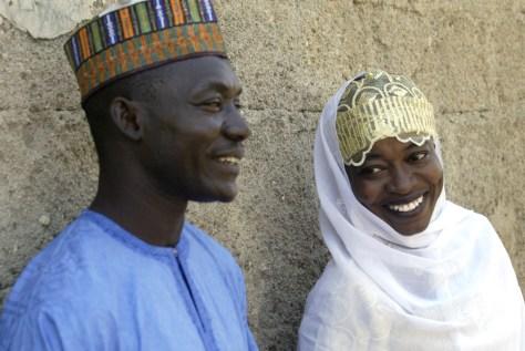 Image: Umar Ahmed, Hauwa Idriss