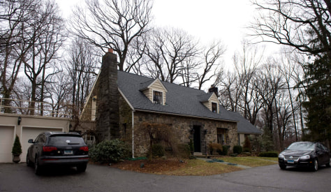 Image: House in Fairfield, Conn. where Pierce R. Onthank allegedly housed a primate