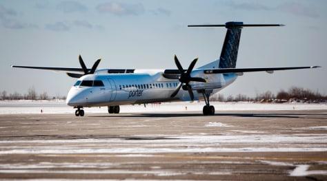 Image: Porter plane