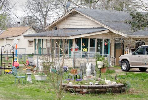 Image: The daycare center in Scott, Arkansas
