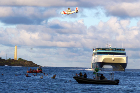Image: Hawaii Superferry