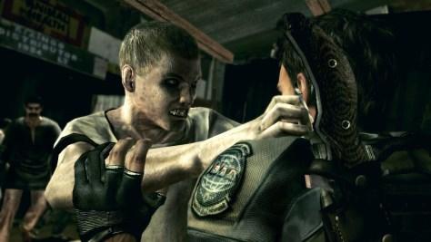 """Image: """"Resident Evil 5"""""""