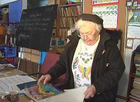 Image: Sister Cor Marie Cielocha