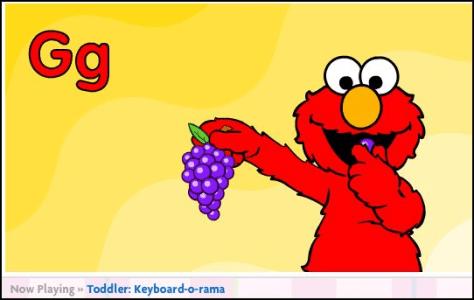 Image: Elmo Keyboard