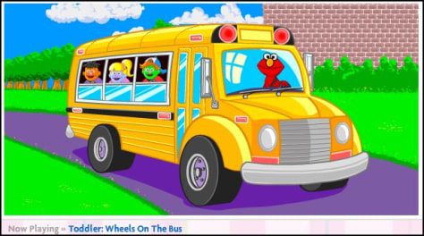 Image: Wheels on the Bus
