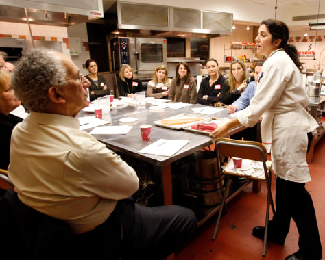 Image: Cooking class