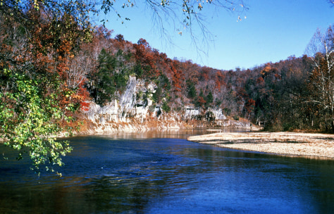 Image: Ozark National Scenic Riverways