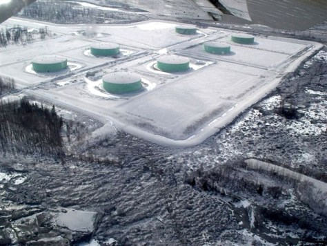Image: Drift River Oil Terminal