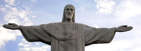Image: The Christ the Redeemer statue